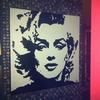 """MARILYN -MESMERIZING"" ~ REPRESENTING POP ART IN AMERICA"