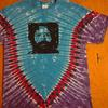 """JERRY GARCIA"" ~ On His First Original ""TYE DYES BY JIM"" HUNTSVILLE, AL T-SHIRT"