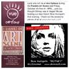 """BRITNEY""  FEATURED FOR THE FRANKLIN, TN ART CRAWL"