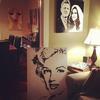 """MARILYN ~ RADIANT"" and ""SHANDI AND CHRISTIAN"" in their Nashville, TN Home"