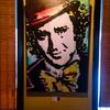 """WILLY WONKA""  (GENE WILDER) ~ On Display At THE YELLOW PORCH Restaurant Nashville, TN"
