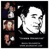 """JAMES HANKINS"" ~ WITH INSPIRATION PHOTO"