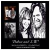 """DEBRA AND J.W."" ~ WITH INSPIRATION PHOTO"