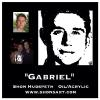 """GABRIEL"" ~ WITH HIS INSPIRATION"