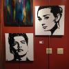 SHON HUDSPETH ART SHOW - VUE OPTIQUE, FRANKLIN, TN