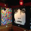 """PARADISE',  ""BO DEREK"" , ""DIANA ROSS"", ""JIM MORRISON"", ""JIMI HENDRIX"" AND ""KURT COBAIN"" PAINTINGS FEATURED AT THE YELLOW PORCH, NASHVILLE, TN"