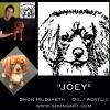 """JOEY"" ~ WITH HIS INSPIRATION"