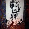 """PRINCE - WHEN DOVES CRY"" ~ ON  DISPLAY IN NASHVILLE, TN"