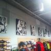 """TOUR DE FRANCE SERIES"" ~ GRAN FONDO CYCLES, NASHVILLE, TN INSTALLATION (LEFT)"