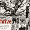 "FEATURED SPEAKER FOR ""THRIVE SPACE"" ART / SOUL COLLECTIVE, NASHVILLE, TN"