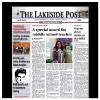 THE LAKESIDE POST ARTICLE FEATURING MY ARTWOK