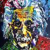"""ALBERT EINSTEIN"" ~ SOLD"