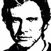 """HANS SOLO"" (HARRISON FORD) ~ SOLD"