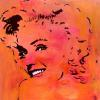 """MARILYN - I CAN'T TAKE MY EYES OFF OF YOU"" ~ SOLD"