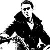 """JAMES DEAN - REBEL WITHOUT A CAUSE"" - SOLD"