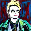 """HOLTZMANN - KATE MCKINNON"" (GHOSTBUSTERS 2016) ~ SOLD"